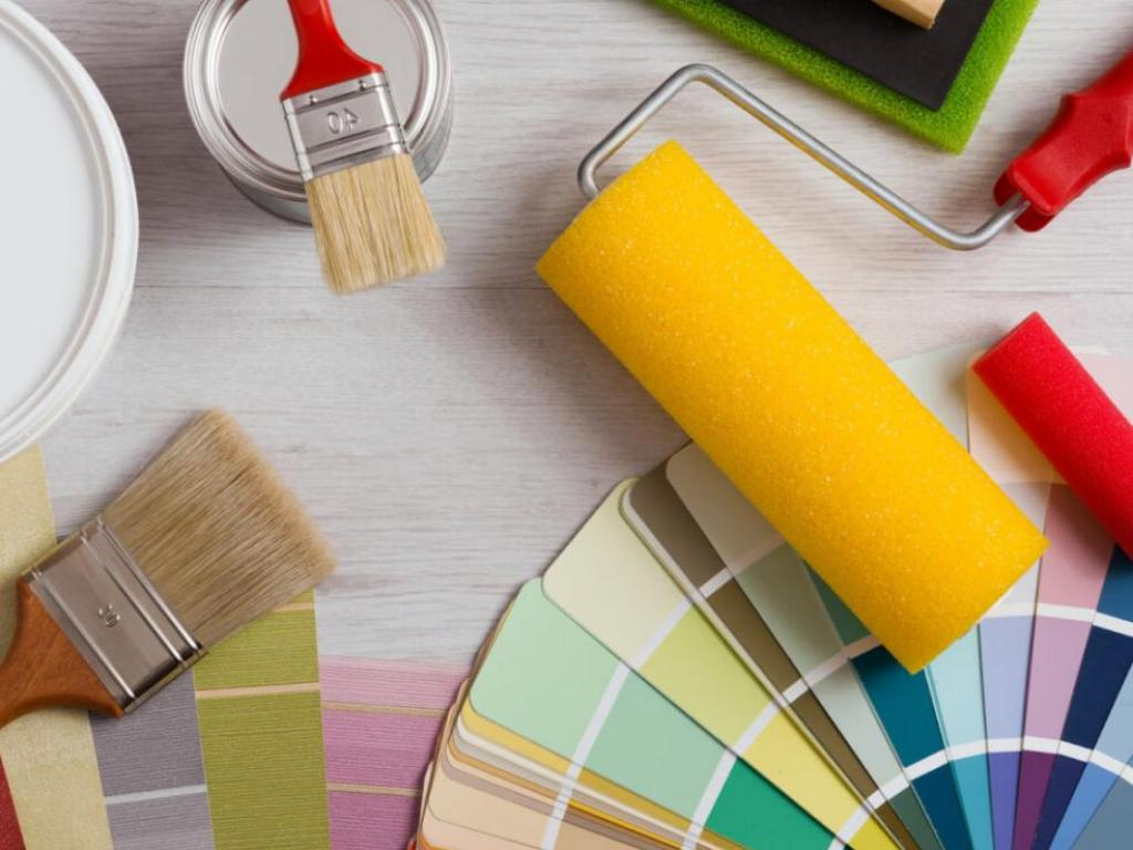 PINTURAS:  DECORACIÓN E INDUSTRIA